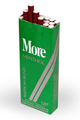 More International Menthol 120s (Hard Box)