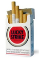 Cheap Lucky Strike Red King Box
