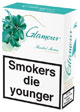 Cheap Glamour Menthol Superslims